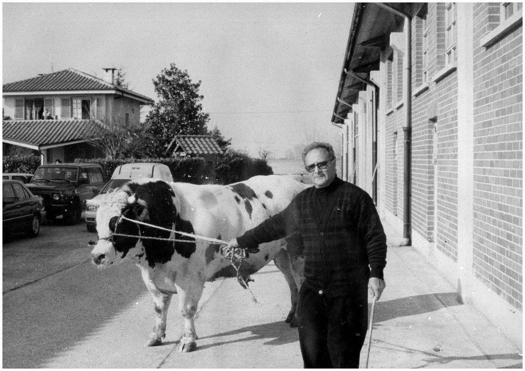 Foto storiche familglia Bova Italcarni