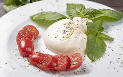 Mozzarella di Bufala: il meglio dall'Agro Pontino