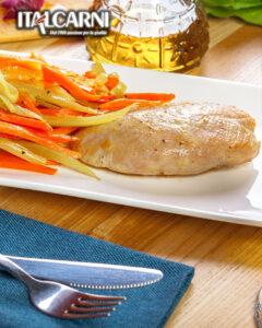pollo cottura leggera